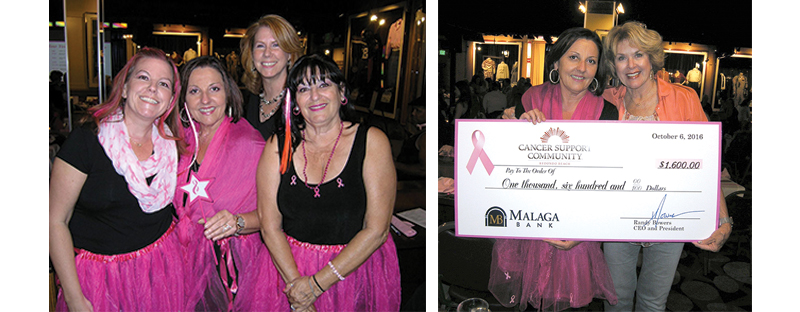 Girls Night Out with Cancer Support Community