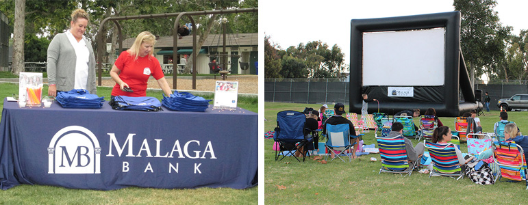 Rolling Hills Estates Movie Night